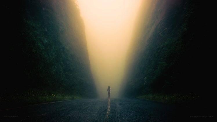 71251-landscape-road-lights-DeviantArt-mountain-748x421